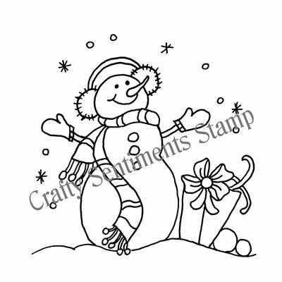Snowman's Gift