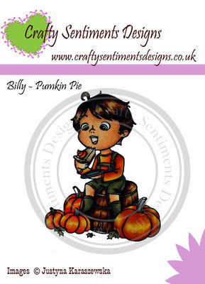 Billy - Pumkin Pie