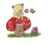 Henry /Mushroom Bear