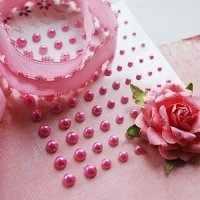 Adhesives Pearls pack of 100 pearls
