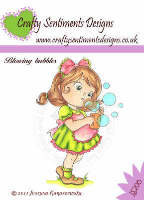 Primrose - Blowing bubbles