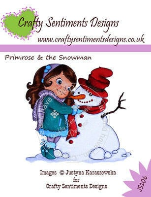 Primrose and the Snowman