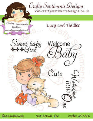 Lucy and tiddles Set 1 (5 in stock)
