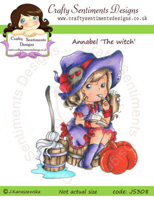 Annabel 'The witch'