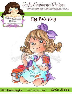 Primrose - Egg Painting