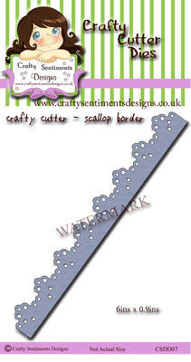 Crafty Cutter - Scallop Border