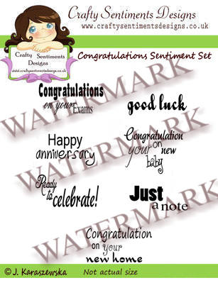 Congratulation Sentiment Set