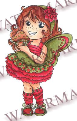 Primrose - Butterfly Girl