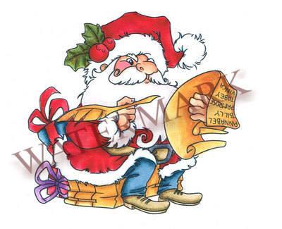 Santa's - Wish List
