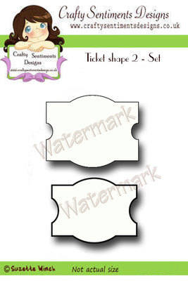 Ticket Shape 2 (Nested set)