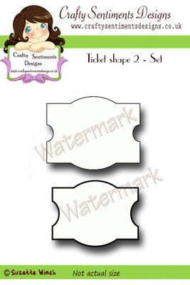 Ticket Shape 2 (Nested set)