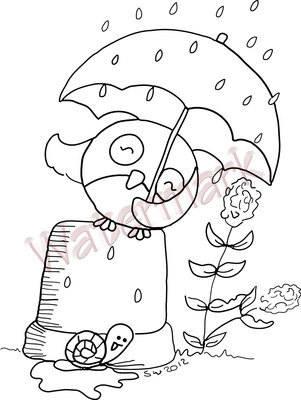 Hootie - Rain rain go away