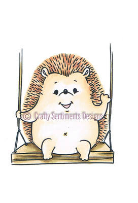 Swinging Hedgehog