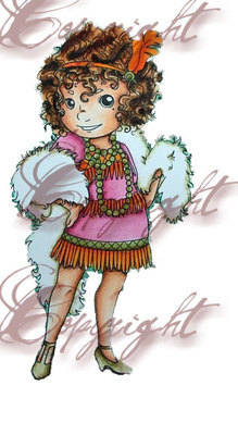 Jasmin - Feathers