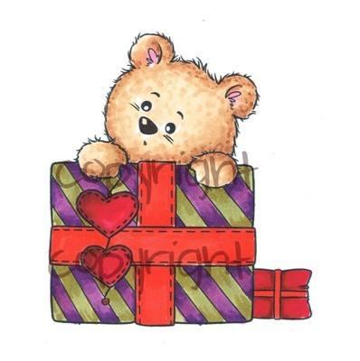 Benson Bear - Birthdays