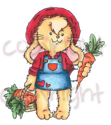 Rosie - Carrot Harvest