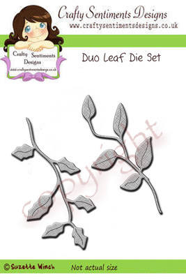 Duo leaf Die Set