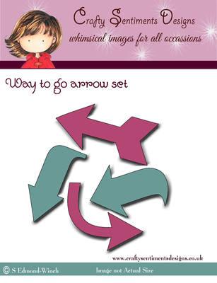Way to go (Arrow Set)