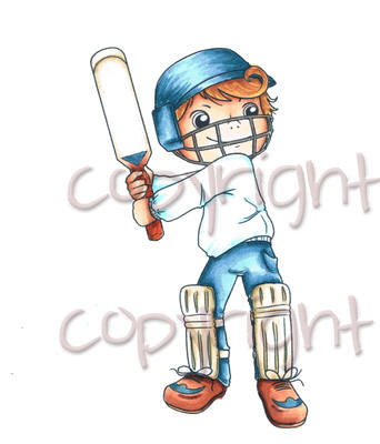 Billy - The Cricketer
