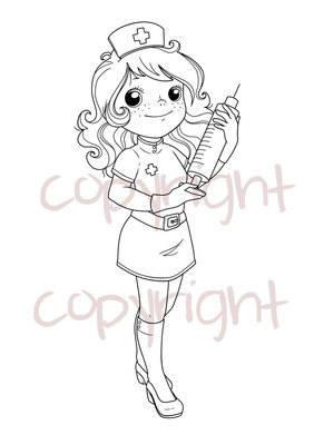 Nurse Primrose (pre-Order)