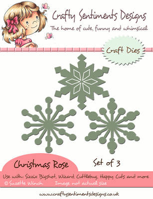 Snowflakes Set of 3