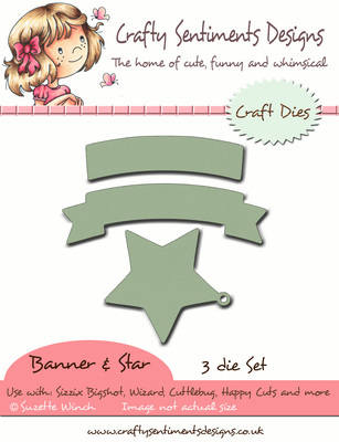 Banner & Star Set