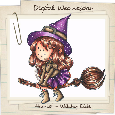 Harriet - Witchy Ride
