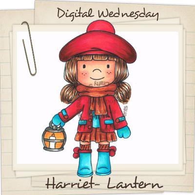 Harriet - Lantern