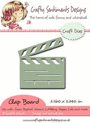 Clapboard (3 available with this offer)
