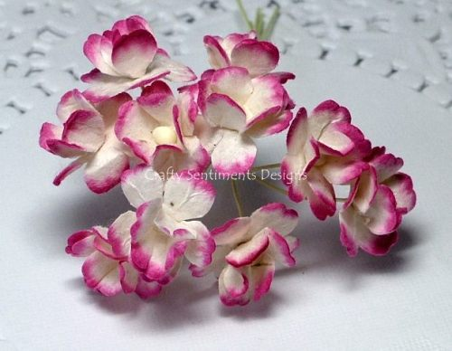 SWEETHEART BLOSSOM FLOWERS (pack of 10)