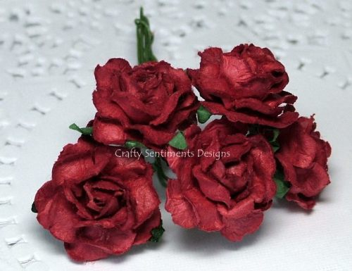 TONE MULBERRY PAPER  ROSES