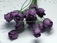ROSEBUDS (PURPLE)
