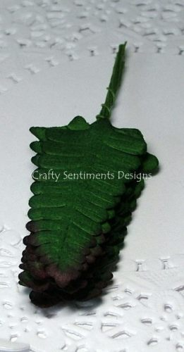 MULBERRY PAPER LEAVES