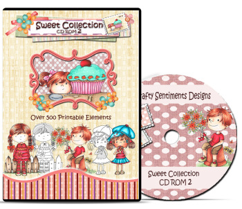 Sweet Collection CD ROM 2
