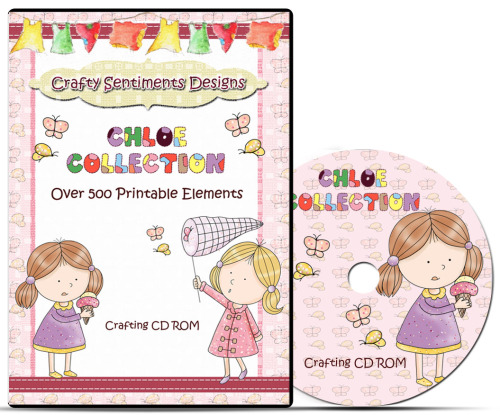 Chloe Colledction CD ROM (Back in  Stock End of April)