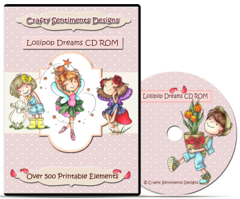 Lollipop Dreams CD ROM