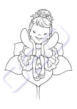 Isobel - Flower Fairy
