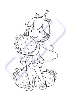Isobel - Strawberry Fairy