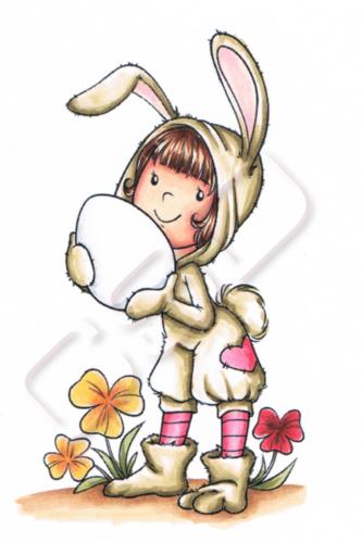 Isobel - Bunny Suit