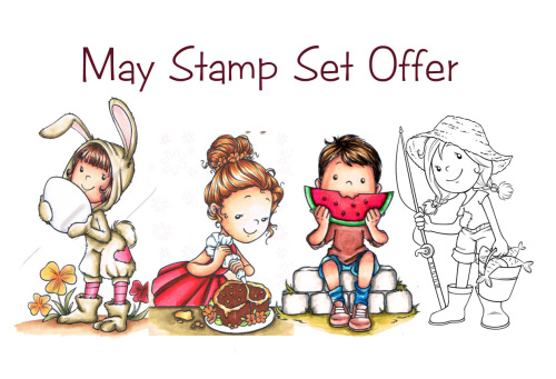 Stamp Set Offer 1