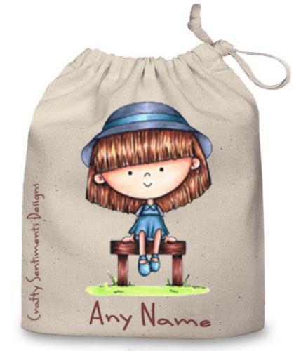 Small Cotton Bag - Cream 4