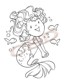 Isobel - Fishy Friends