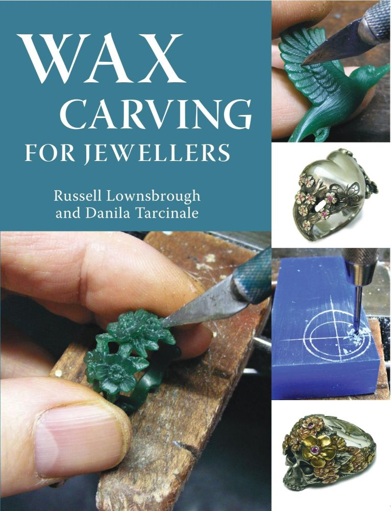 Wax Carving front cover