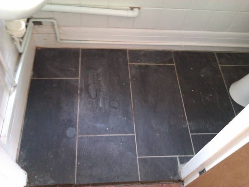 Slate Clean/Seal-Swansea Carpet Cleaning