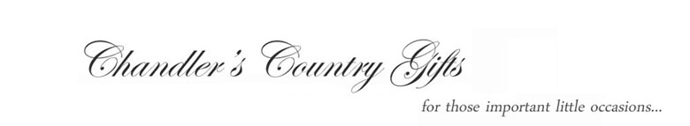 Chandler's Country Gifts, site logo.