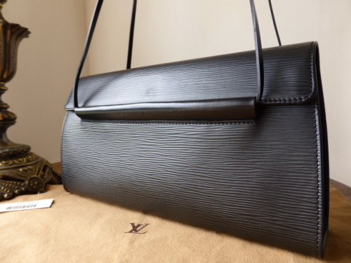 Louis Vuitton Dinard in Noir Epi Leather