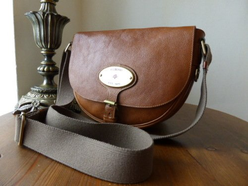 Mulberry Bonnie in Oak Natural Leather - SOLD