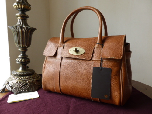 Mulberry Ledbury in Oak Natural Leather (ref B7) - As New  2296f5a8f2662