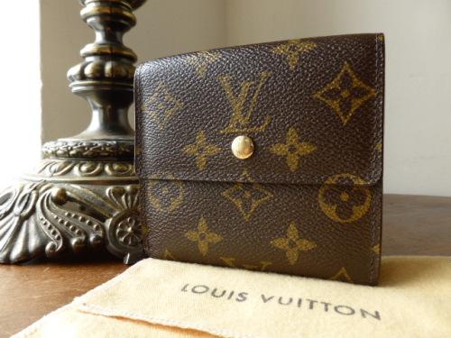 Louis Vuitton Elise Purse in Monogram
