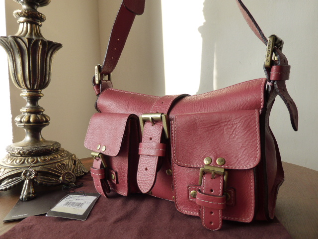 Mulberry Blenheim in Lavender Darwin Leather ref 2